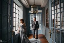 Aditya & Clara Prewedding by Huemince
