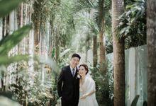 Wedding Day of Aditya & Michelle at Villa Phalosa Bali by Bare Odds