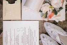 The Wedding of Andar & Widi by Shandyatama Wedding Solution
