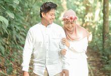Prewedding of Frisna & Raffi by IINSOFIANIB