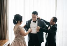 Evan & Brigita Wedding at Hilton by PRIDE Organizer