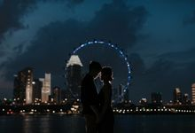 Nicholas & Puteri Prewedding at Singapore by Lumilo Photography