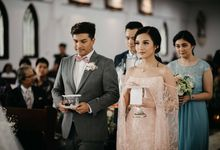 The Wedding of Michael Alinskie & Sherly Fausta by TurquoiSe Organizer