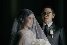 Nicholas & Puteri Wedding at Shanri-la Jakarta by Lumilo Photography