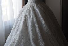 THE WEDDING OF ANGELIA & CHIKO by natalia soetjipto