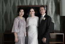 Adriandie & Meiska Wedding by PRIDE Organizer