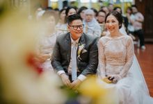 The Wedding of Adrian&Sucitra devi by W The Organizer