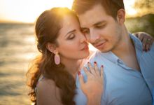 Engagement photography by Dimas Frolov