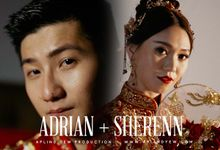 Adrian & Sherenn - Wedding Cinematic Video by Aplind Yew Production - Wedding Cinematography & Photography