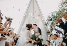 TIRTHA WEDDING VIDEO ADRIAN & VELINA by StayBright