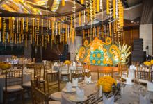 Wedding Decoration for Sahil-Kartini by Konsep Sejiwa