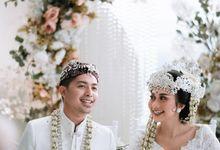 Ratih & Fizry Wedding Decoration by Valentine Wedding Decoration