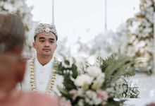 Adit & Citias Akad Decoration by Valentine Wedding Decoration