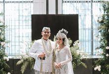 Nabila & Iqbal Wedding Decoration by Valentine Wedding Decoration