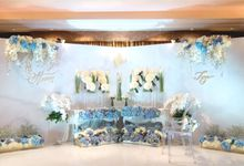 Tea Pai Ceremony of Steven and Liza by Gading Bali