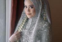 The Wedding of Aji & Eci at Bidakara Hotel Jakarta by Warna Project