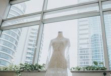 Dina & Jefry Wedding Highlight by Menara Mandiri (Ex. Plaza Bapindo) by IKK Wedding