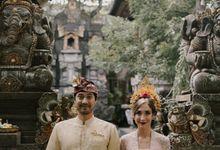 Putu & Tabea Wedding by Koncomoto