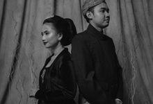 Traditional Pre-wedding and Casual of Adinta & Shafa by Koncomoto