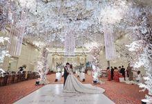 ALBERT AND ERISSA WEDDING by Royal Ballroom The Springs Club