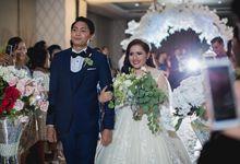 Etha & Vj Wedding Day by JET Wedding Organizer