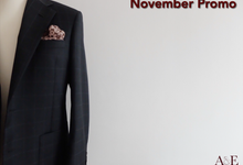 November Promo by A&E Tailors