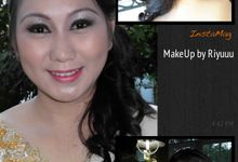 Make Up for Wedding Party by Riyuu