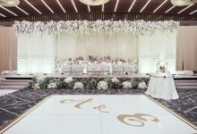 The Wedding of Andreas & Ellen by  Menara Mandiri by IKK Wedding (ex. Plaza Bapindo)