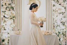 Ricky & Della Holy Matrimony by Mercure Jakarta Pantai Indah Kapuk