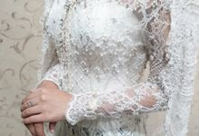 Wedding Rachima by Zia Brides Make Up Artist & Kebaya