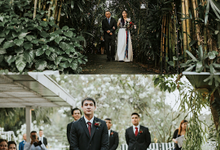 Actual Day Wedding of Andre and Ellen by Colossal Weddings