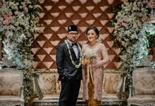 The Wedding Of Hilman And Oktisa by W The Organizer