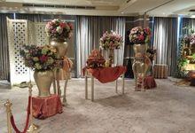 Wedding Reception on 25 February 2017 by Hotel Gran Mahakam