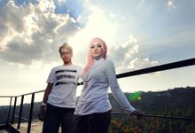 prewedding novi & deni by Aero Creative