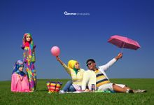 prewedding ajeng & cepi by Aero Creative