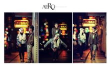 prewedding ganjar by Aero Creative