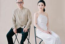 Prewedding - Andy & Felita by State Photography