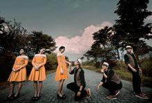 Denna & Gery by 3X Photographer