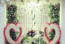 Pengalaman Kami by Gavida wedding decoration