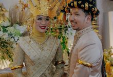 Tasya & Fedrian - Wedding Ceremony by Fatahillah Ginting Photography