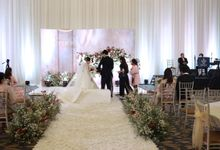 New Normal Wedding Jazz Entertainment at Sheraton Jakarta - Double V entertainment by Double V Entertainment