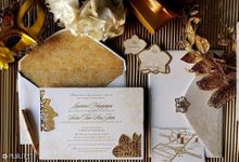 'The White Gatsby' Invitation by PurityCard