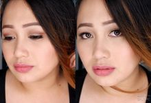 Self Transformations by Makeup by Rosch