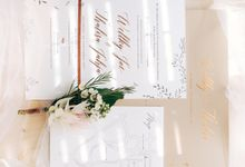 The Wedding of Welky & Thalisa  by Lavene Pictures