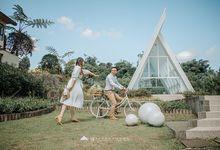 Prewedding Ellisa & Daniel by Afphotowrk