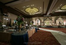 PUTRI & NOVAN - WEDDING RECEPTION by Promessa Weddings