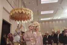 Arnisya & Andhika by Fairmont Jakarta