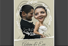 Caricature - Beige Elegant Theme by Kreativ Minds
