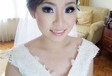 Sari Wedding Makeup by Margylove Makeup