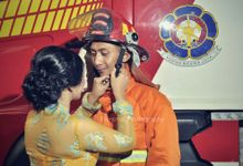 Firefighter #Sofyan&Dessy by Friesma Photography